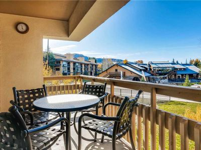 Photo for Updated Spacious Condo, Steps from the Gondola, Hot Tubs, Upgrades and New Furnishings.