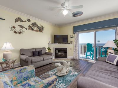 Photo for Newly-Updated Bayfront - Romantic Sunset Views & Outdoor Pool!