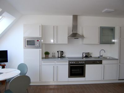 Photo for Mariahilfer Top 3 apartment in 15. Rudolfsheim-Fünfhaus with WiFi, air conditioning & lift.