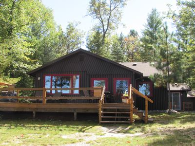Year Round Cottage:  Book for Fall Colors, Golfing or Hunting