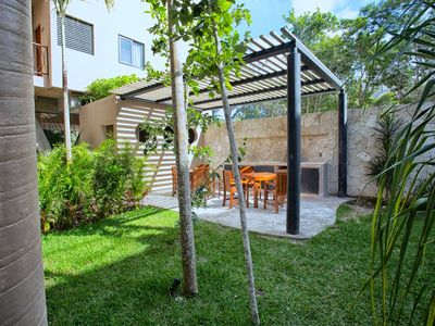 Photo for Incredible apartment 2 rooms. immersed in the jungle @ Ki Tulum
