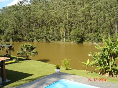 Photo for KITCHEN WITH DARK VIEW FOR AN EXTENSIVE GREEN AREA, WITH SWIMMING POOL,