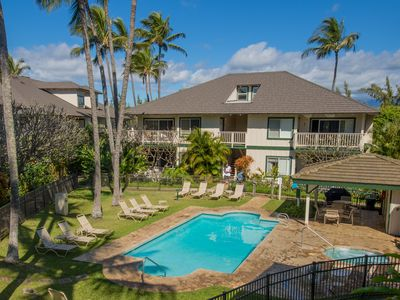 Photo for Beautiful 7 bedroom for 17 Poipu kai villa!