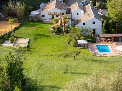 Photo for Beautiful Restored Mill in the Heart of Andalucia. Sleeps 20