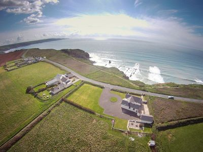 Photo for TREVOSE VIEW, family friendly in Widemouth Bay, Ref 976313
