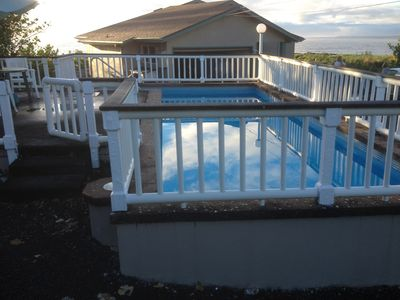 Photo for Private Home, Salt Water Pool with Jacuzzi Tub/ Hale O'Kealoha Ala Kai