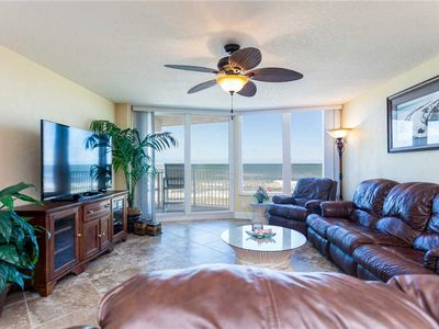 Photo for Shores Club 303, 2 Bedrooms, 3rd Floor Ocean front, Sleeps 6