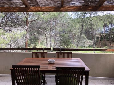 Photo for Casa Margherita. Apartment in the countryside at 900 m from the sea in Sardinia