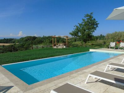 Photo for Villa with private pool in Pisa area