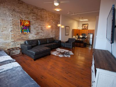 Photo for Gorgeous Newly Renovated 2 bedroom 2 bath Penthouse.
