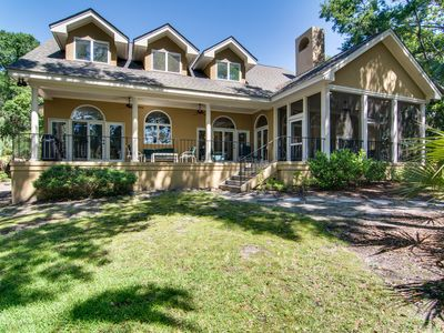 Photo for Book Soon For New Lower Rates On Kiawah Island! Beautiful 6br home in Vanderhorst Plantation!