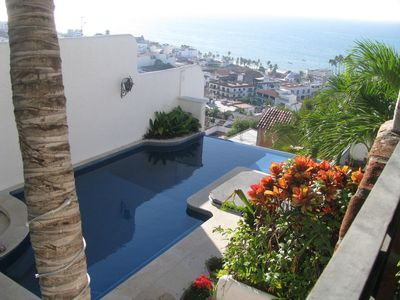 Photo for Casa Mateo, best view in downtown Puerto Vallarta