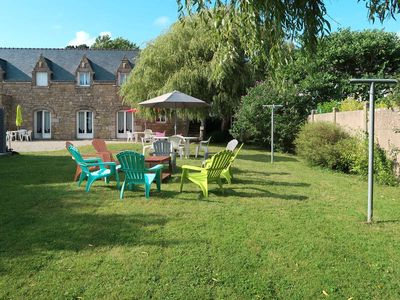 Photo for Vacation home in Plouhinec, Morbihan - 5 persons, 2 bedrooms