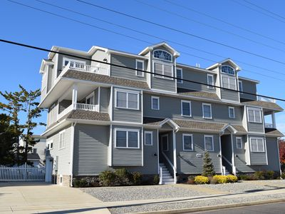 Photo for FREE WIFI!   Two and half blocks to beach! Ideal shore rental spot for families!