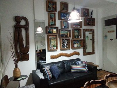 Photo for Beautiful apartment in Ipanema fully equipped