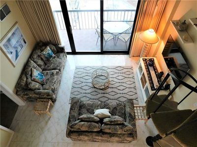 Photo for OCEAN FRONT in Sea Colony highrise - Penthouse. I910