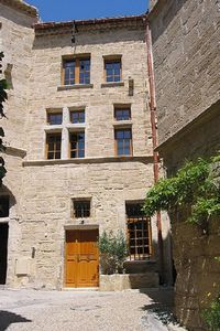 Photo for Beautifully restored 16th century house in charming wine-growing village