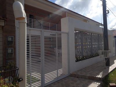 Photo for BEAUTIFUL HOUSES TAMANDARÉ PE WITH 4 BEDROOMS, AIR COND., SUITE, FURNISHED NEAR THE SEA