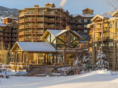 Photo for Stunning Signature Suite - Westgate Park City - Ski In/Ski Out!!