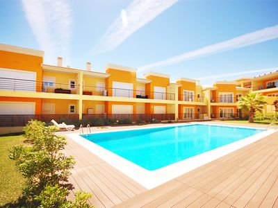 Photo for UP TO 12% OFF! New Apartment With Air Con and Swimming Pool and Sea Views - WiFi