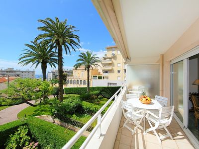 Photo for Apartment in the center of Cannes with Lift, Parking, Internet, Washing machine (115421)