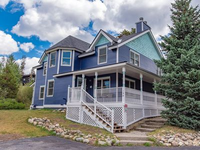Photo for Mountain View Manor Townhome Hot Tub Downtown Breckenridge Colorado Vacation