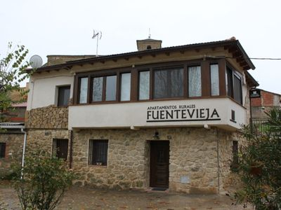 Photo for Rural apartments Fuentevieja for 2 people