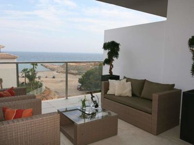 Photo for Apartment in Marina Beach 8