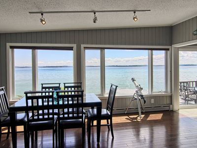Photo for Enjoy the gorgeous views and close proximity to Traverse City!