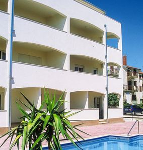 Photo for Holiday apartment with swimming pool and air conditioning