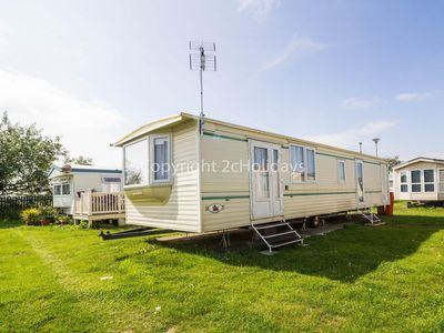 Photo for 2 bed static caravan sleeps 6 in St Osyth, Clacton, Essex ref 28021