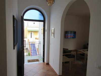 Photo for Centrally located Casa Mattera: Ischia Vacation Rental