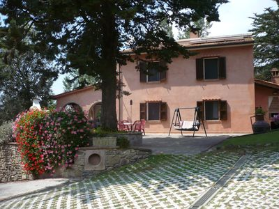 Photo for Trogolello - Il Bosco : peaceful woodland  location  but only 10 min. to the sea