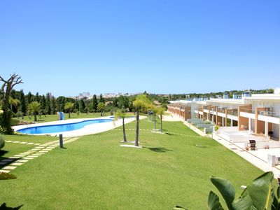 Photo for 1 bedroom apartment Vila Branca - Gated Community with pools and gardens