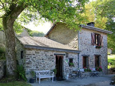 Photo for Attractive Cottage in Baillamont with Terrace