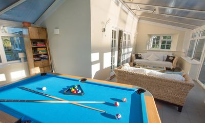 Photo for Ladywell Croyde Hot Tub | Pool Table | Log burner | Pizza Oven | Play Room