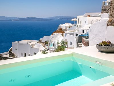 Photo for Fantastic Mide Suite to rent in Santorini by My Rental Homes