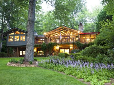 Photo for Your Blue Ridge Vacation Awaits in this Luxurious Lake-Front Home.