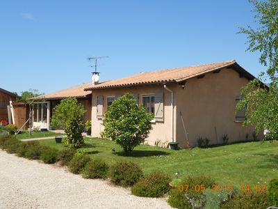 Photo for 3BR House Vacation Rental in Le porge