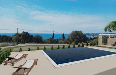 Photo for 2 Bedroom Villas With Private Pool. Spacious Areas