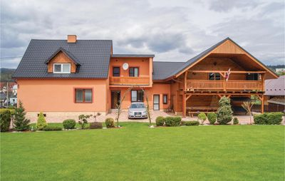 4 bedroom accommodation in Kysucky Lieskovec