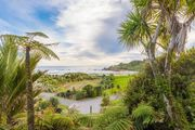 Punakaiki room with a view.