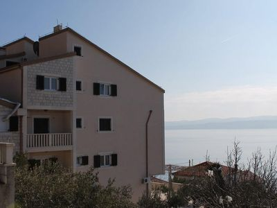 Photo for Two bedroom apartment with air-conditioning Stanići (Omiš)