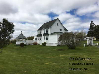 Photo for 7 Bedroom Heritage House Situated On 1 Acre In Eastport 5 Mins Walk To The Ocean