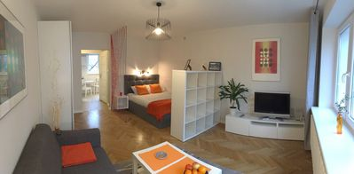 Photo for THE WARSAW ORANGE - Cosy and comfortable