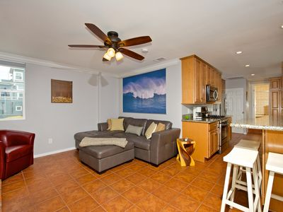 Beautiful remodeled beach cottage!  Only 250 ft. from the Sand!