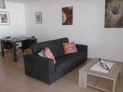 Photo for Beautiful T2 with terrace in the heart of Saint Pierre
