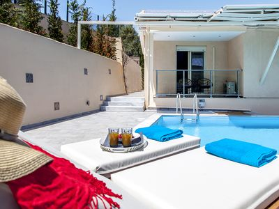 Photo for SuperOffer -10%For EarlyJulyDates At Alba Luxury Home With Private Infinity Pool