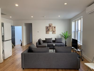 Photo for Newly Renovated 5 Bed 2 Bath Spacious Apartment.