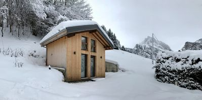Photo for Chalet *** 4 to 6 people, facing the mountains above Sixt-Fer-à-Cheval